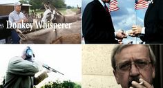 """Very entertaining collection of Politico's """"25 Unforgettable Campaign Ads."""""""