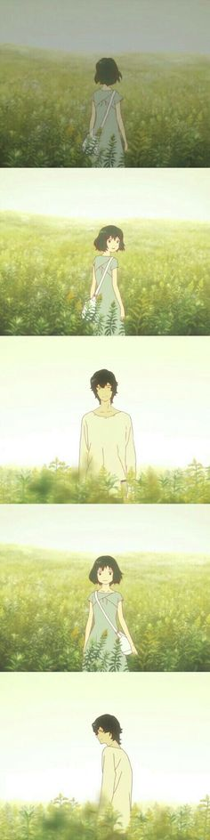 Wolf Children | Last Time