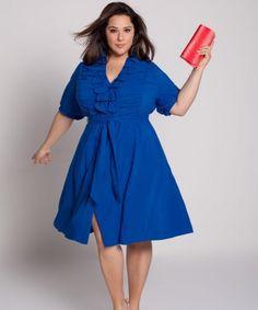 Plus Size Jaqueline Dress by IGIGI $99