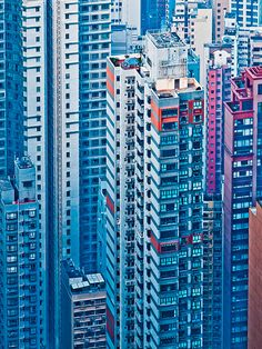 Hong Kong Facades
