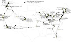 There are a lot of great craft breweries in the United States, but there is only so much time. This is the computed best way to get to the top rated breweries and how to maximize the beer tasting e…