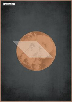 Poster Design by Ben Oldham. Vintage - Geometry - Graphic
