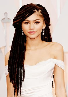 :Zendaya Coleman  at the 87th Annual Academy Awards