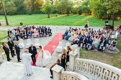 Bogdan Mocanu Photography wedding ceremony, wedding, outdoor ceremony, Stirbey Palace, Palatul Stirbei