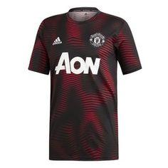 Manchester United Pre Match Shirt - Black  10199044c