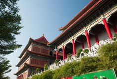Probably the most important and largest Chinese Buddhist temple in Bangkok.