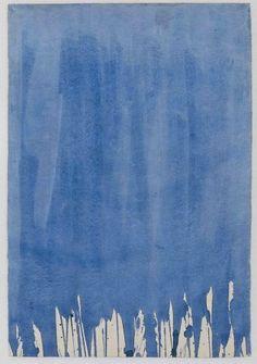 Yves Klein: D 25, 1957