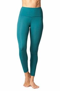 3cb11d877e Find the best prices on Yogalicious High Waist Ultra Soft Lightweight  Leggings - High Rise Yoga Pants - Everglade - XS and save money.