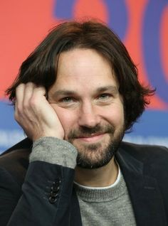 """Paul Rudd at the """"Prince Avalanche"""" Photocall and Press Conference."""
