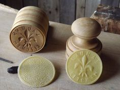 CORZETTI PASTA Custom Stamp = 1 Handle + 1Your Name Custom Stamp handturned, handcarved, in Maple of Chiantishire, only my hands & gouges