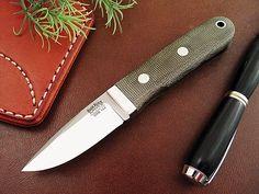 Bark River City Knife