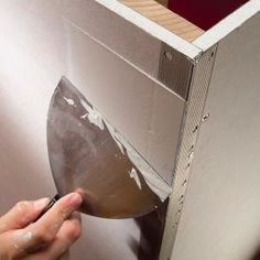 How to Tape Drywall Joints