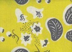 Celia Birtwell print for Ossie Clark (1960)