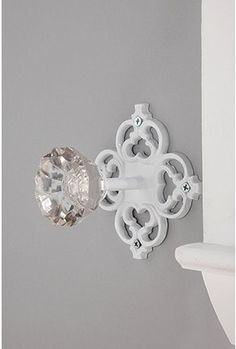 Another fab curtain tie back.