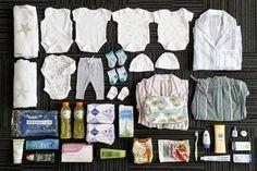 Mamy z różnych stron świata i ich torby porodowe [ZDJĘCIA]