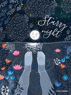 Starry Night - Mia Charro