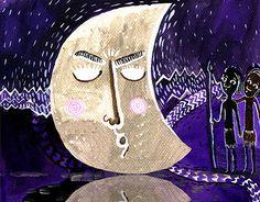 Folktales Illustration Art