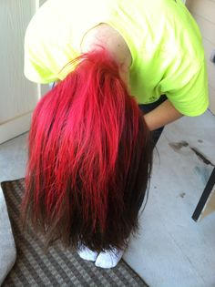 Red Hair Underneath on Pinterest | Hair Blondes and Hair Colors