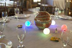 21 Stellar Ideas For A Space-Themed Wedding