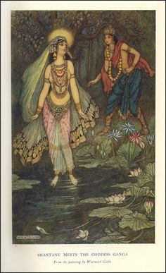 The Pictorial Arts: Indian Myth & Legend