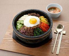 Những món ăn Hàn Quốc đơn giản dễ làm ngay tại nhà. Đồ ăn Hàn Quốc.