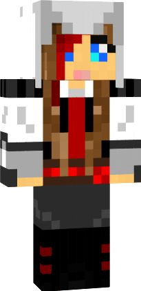 Minecraft Assassin Girl Skin HttpwwwimgminecraftnetSkin - Skin para minecraft pe de assassins creed