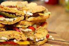 Sebzeli Sandviç