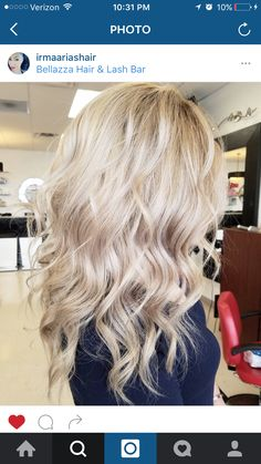 All over Blonde #BlondeHair #MyHairDresserIsBetterThanYours