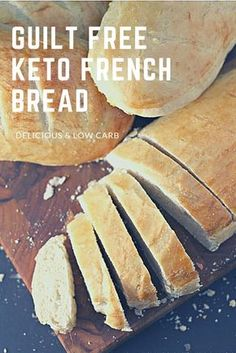 Think bread is no-no on Keto? Try this tasty healthy low carb French bread recipe! Think bread is no-no on Keto? Try this tasty healthy low carb French bread recipe! Ketogenic Recipes, Low Carb Recipes, Bread Recipes, Soup Recipes, Pan Cetogénico, Pain Keto, Best Keto Bread, Comida Keto, Lowest Carb Bread Recipe