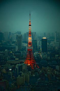 Tokyo bySergio Rozas