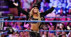 """WWE's Carmella, a.k.a. the """"Princess of Staten Island,"""" talks participating in the Mixed Match Challenge and the first women's Royal Rumble this month."""