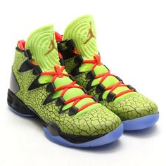 promo code 1beac 89428 Nike Air Jordan 28 XX8 SE All Star ASG Volt NOLA GUMBO League 656249 723