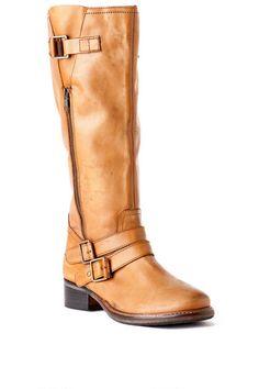 Hold My Hand Zipper Boot