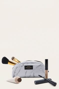Woouf Marble Small Beauty Bag