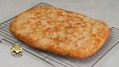 Φανταστική λαγάνα με ταχίνι που η νοστιμιά της δεν υπάρχει Hot Dog Buns, Cornbread, Ethnic Recipes, Food, Millet Bread, Essen, Meals, Yemek, Corn Bread