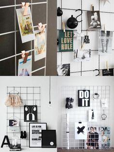 mural-de-inspirações-feito-com-expositor-aramado-wire-grid-wall-2