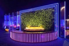"""Inside the SAG Awards' Nightclub-Inspired After-Party Longtime producer Tony Schubert used the theme of \""""reflection\"""" for this year's star-studded bash. Wedding Ceremony Ideas, Wedding Stage, Tent Wedding, Corporate Event Design, Event Branding, Sitemap Design, Nightclub Design, Bash, Event Lighting"""