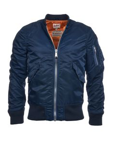 Schott MA-1 Navy Bomber Jacket €185 Schott MA-1 Navy Bomber Jacket - Welcome to Genius http://genius.ie/product/schott-ma-1-navy/