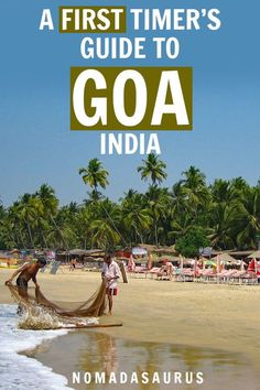 Wondering what to expect in Goa, India? Here's a first timer's guide! Wondering what to expect in Goa, Goa Travel, India Travel Guide, Travel Tips, Travel Checklist, Paris Travel, Travel Guides, Goa India, India Trip, Places To Travel