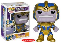 Pop! Marvel: Guardians of the Galaxy - Thanos | Funko