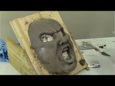 Tips for Paper Mache Masks Made Over WED Clay | Ultimate Paper Mache