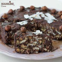 Chocolate Biscuit Cake, Tasty, Yummy Food, Gluten Free Chocolate, Sans Gluten, Raw Vegan, Deserts, Keto, Sweets