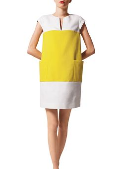 kate spade 60s shift dress
