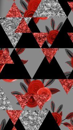 iPhone X Wallpaper (notitle) 558657528773820080 Luxury Wallpaper, Red Wallpaper, Pattern Wallpaper, Wallpaper Backgrounds, Camilla Luddington, Beautiful Flowers Wallpapers, Pretty Wallpapers, Flower Phone Wallpaper, Cellphone Wallpaper