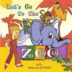 Zoo Theme - At the Zoo by www.pre-kpages.com