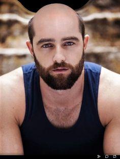 Male Pattern Baldness, Bald Men, Special Effects, Moustache, Hair Loss, Tank Man, Mens Tops, Beautiful, Beards