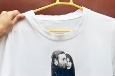 Have you ever wanted to transfer a photo (family or otherwise) onto fabric, t-shirts, or bags? Follow these simple instructions to find out how! Pre-wash your garment or item.