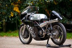 Between 1961 and 1967, Colin Seeley was one of Britain's top sidecar racers. But he's better known for the motorcycles he developed after retiring, mostly powered by AJS and Matchless engines. If you didn't have a factory ride, a Seeley bike was the next best thing. The machine here is a 'Triley': a Triumph 6T…