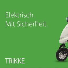 Das #TRIKKE eV6.1 ist  #elektrisch  TÜV geprüft und hat eine #Strassenzulassung  #sicher  #leicht  #wendig  einfach #zusammenklappbar  usw. usw. usw.  #eMobility #Electromobility #Elektroroller #eScooter #Scooter #Stadtleben #Mobilität #UrbanMobility #Smart #Einfach #städtischeMobilität #Elektromobilität #eV #PLEV #LEV #lastMile #lightelectricvehicle #Electricvehicle #electric  #Strom #electric_scooter #stadttour #FutureIsNow by e_action.center