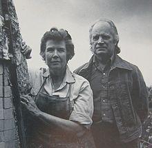 Otto and Vivika Heino. Otto Heino, one of twelve children born of Finnish immigrants, Lena and August Heino.